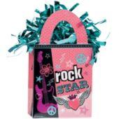 Rocker Girl Balloon Weight