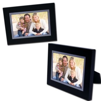"Black Photo Frame for 4""x 6"" Photo"