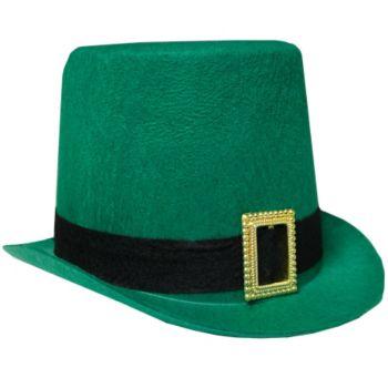 St Patrick's Day Felt Top Hat
