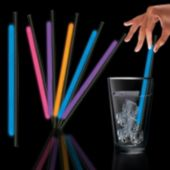 Variety Pack Glow Straws - 9 Inch, 25 Pack
