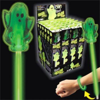 Ghost Glow Pops