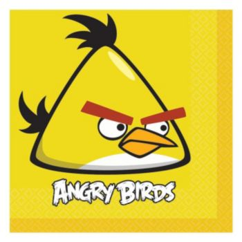 Angry Birds  Lunch Napkins