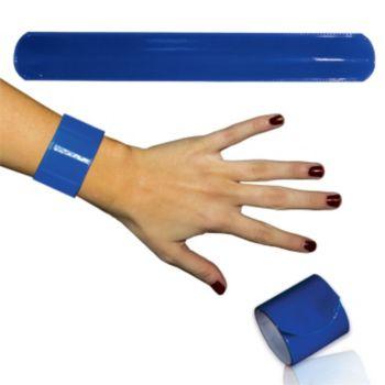 Blue Slap Bracelets