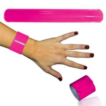 Pink Slap Bracelets