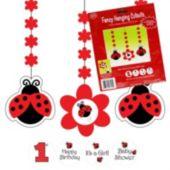 Ladybug Danglers-3 Pack