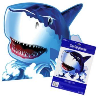 Shark Splash Centerpiece
