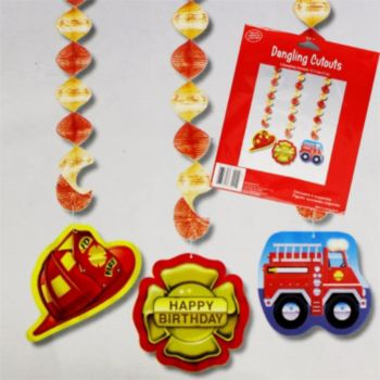 Firefighter Danglers