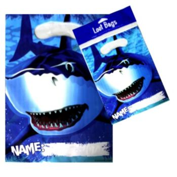 Shark Splash Loot Bags