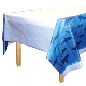 Shark Splash Table Cover