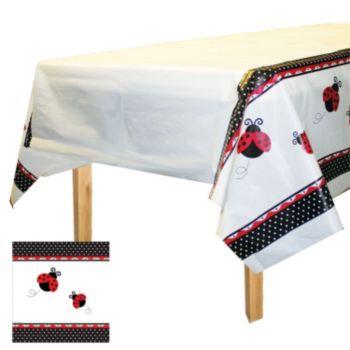 Ladybug  Table Cover