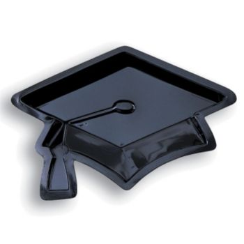 Graduation Cap  Serving Tray