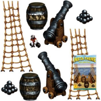 Pirate Ship  Add On Props