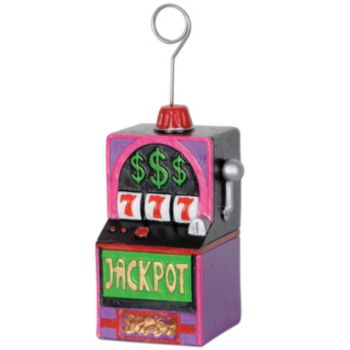 Slot Machine  Balloon Weight