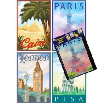 International City  Cutouts