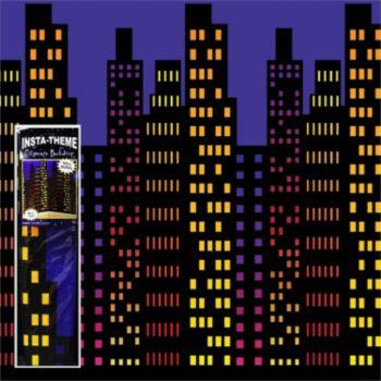 Cityscape  Scene Setter Roll