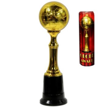 Gold Globe Trophy