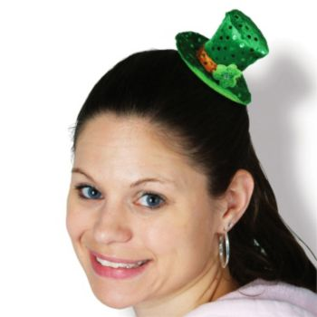 Leprechaun Hat Fascinator