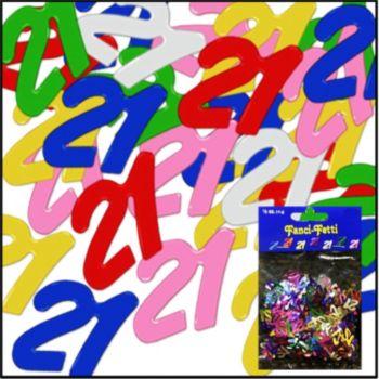 21 Confetti