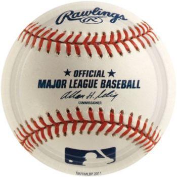 """Rawling's Baseball  9"""" Plates"""