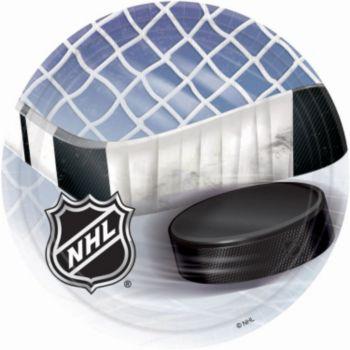 """NHL 9"""" PLates"""