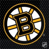 Boston Bruins Lunch Napkins - 16 Pack