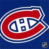 Montreal Canadiens Lunch Napkins - 16 Pack