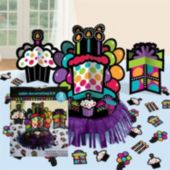 Party On Birthday Decorating Kit