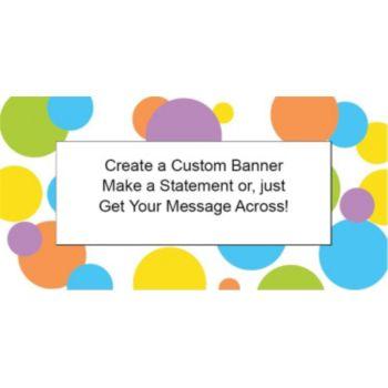Street Circles Custom Banner