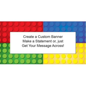 Building Blocks Custom Banner