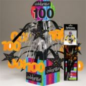 100 Rainbow Celebration Centerpiece