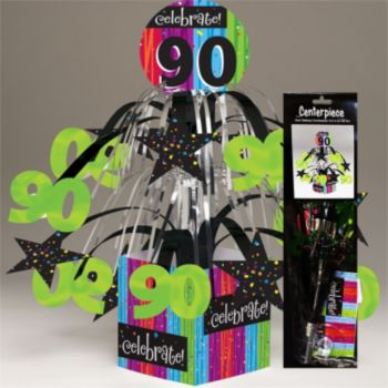 90 Rainbow Celebration Centerpiece
