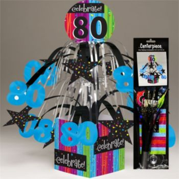 80 Rainbow Celebration Centerpiece