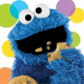 Sesame Street Lunch Napkins