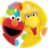 "Sesame Street Plates - 7"" - 8 Pack"