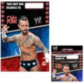 WWE Loot Bags - 8 Pack
