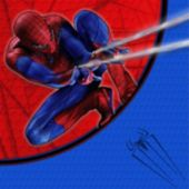 Spiderman Lunch Napkins - 16 Pack