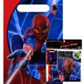 Spiderman Loot Bags