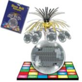 Disco Ball Centerpiece-9""