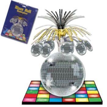 Disco Ball Centerpiece