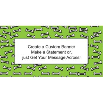 Bones and Bones Custom Banner