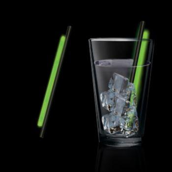 5'' Green Glow Straws