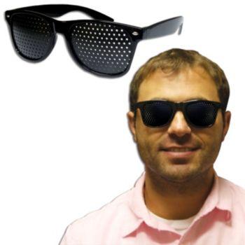 Black Billboard Glasses
