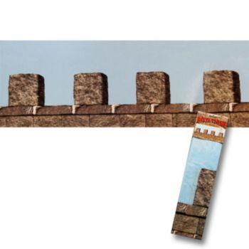 Stone Wall Moat  Border Roll