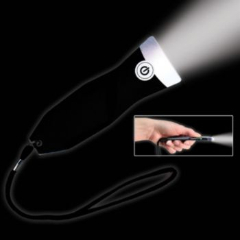 Lo Pro LED Flat Flashlight - 5 Inch