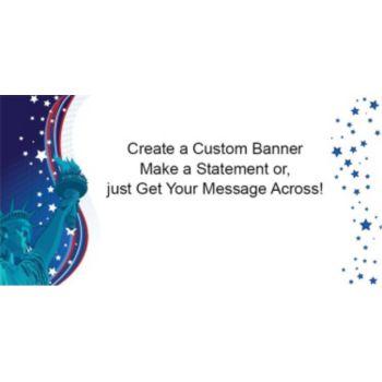 American Pride Custom Banner
