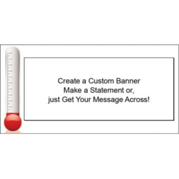 Fundraising Custom Banner