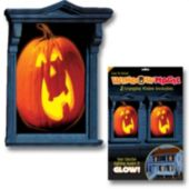 Jack-O-Lantern Window Prop