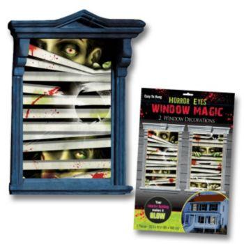 Zombie House  Window Props