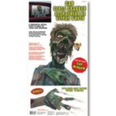 Zombie Car Window Cling
