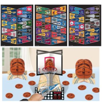 Spalding Basketball  Decoration Kit